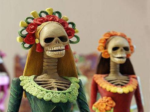 Ex-voto Et Fête Des Morts Au Mexique